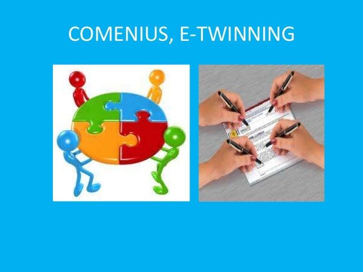 COMENIUS, E-TWINNING
