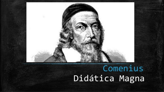 Comenius Didática Magna