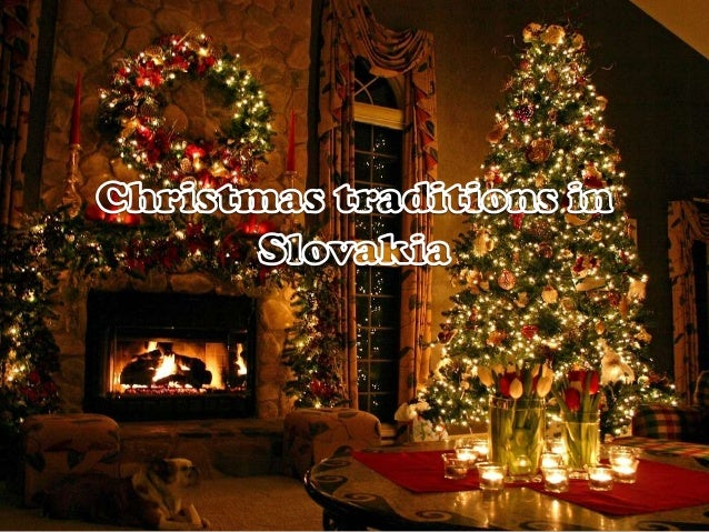 """In Slovakia, Christmas celebrations begin with Advent Merry Christmas is """"Veselé Vianoce"""" in Slovak language We also celeb..."""