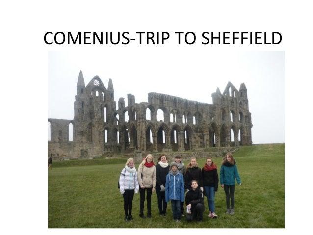 COMENIUS-TRIP TO SHEFFIELD
