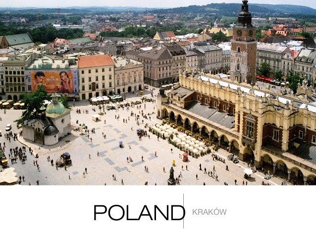 POLAND   KRAKÓW