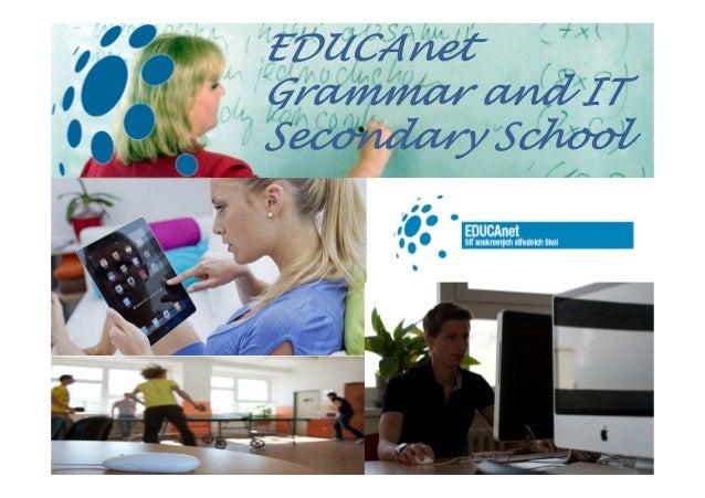 EDUCAnetGrammar and ITSecondary School   ,0