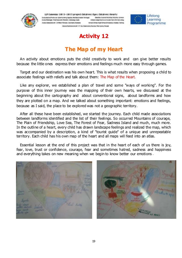 Guide for teachers and students Childrens eyes childrens hearts