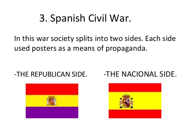 Comenius Civil War Propaganda