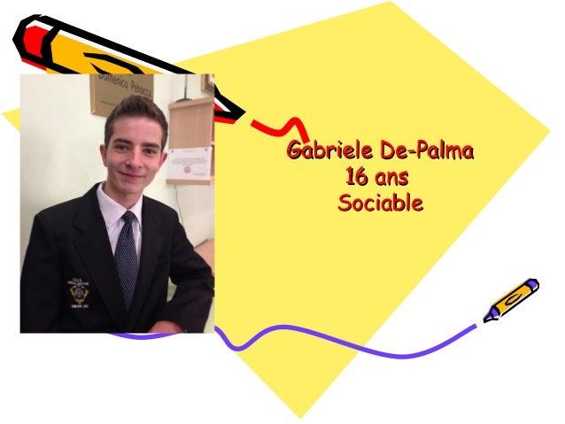 Comenius C.R.I.S.E. - Presentation élèves Slide 3