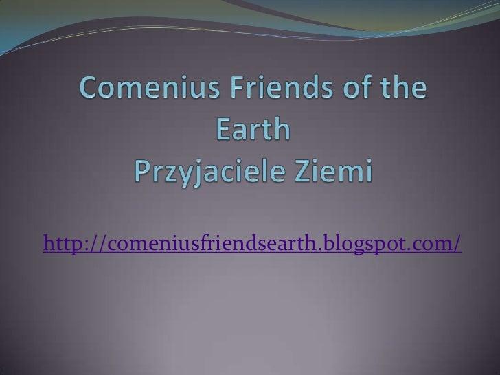 http://comeniusfriendsearth.blogspot.com/