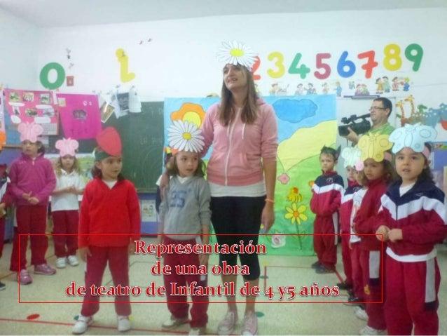 3 y 4 años le ofrecen unos juegos de coro en inglés