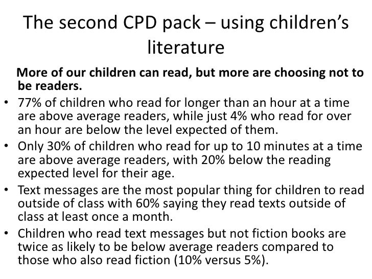 Reading aloud  <br />     How often does someone in your family read for you in the evening before you go to sleep? <br />...
