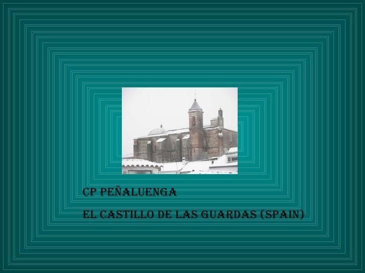 CP PEÑALUENGA El Castillo de las Guardas (SPAIN)