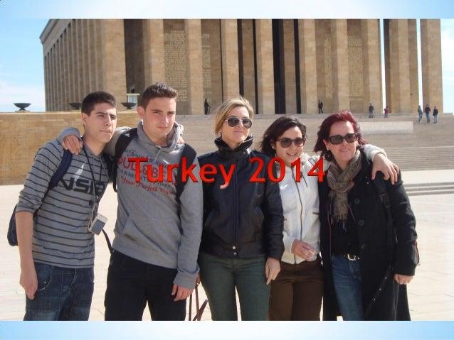 Comenius turkey 2014. blog