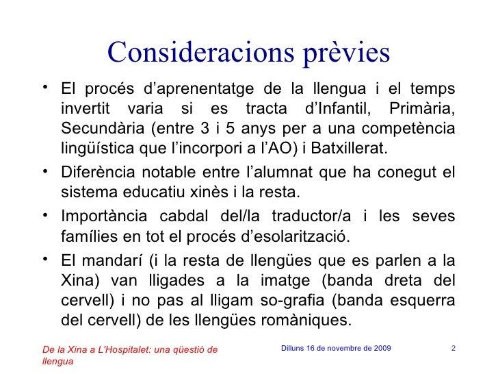 Com Ensenyar Llengua A Xinesos Lh Slide 2