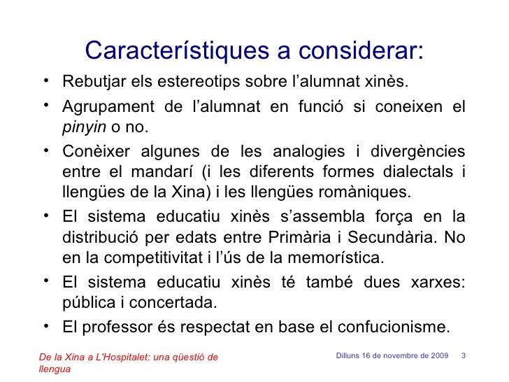 Com Ensenyar Llengua A Xinesos Lh Slide 3