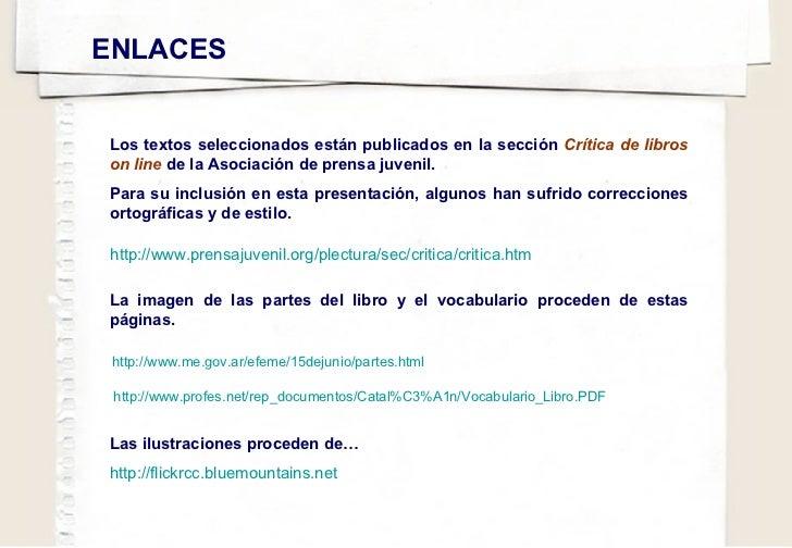 http :// www.me.gov.ar / efeme /15dejunio/ partes.html http :// www.profes.net / rep_documentos / Catal%C3%A1n / Vocabular...