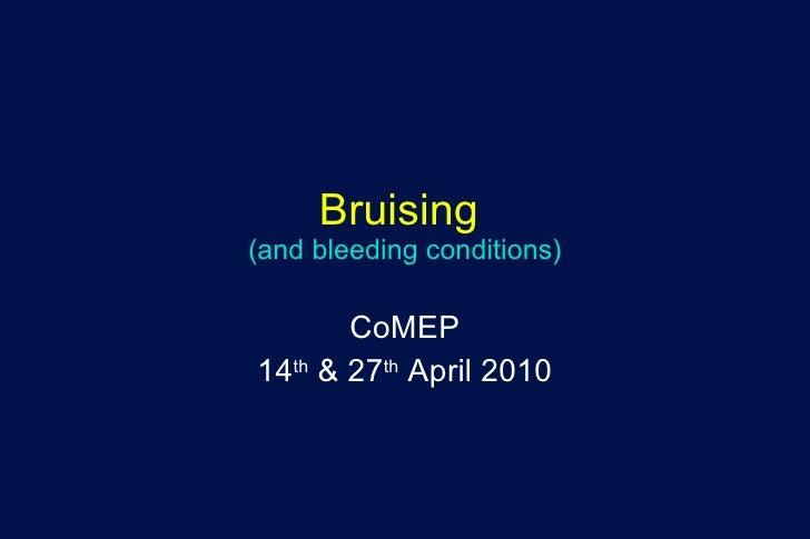 Co mep bruising april10f3