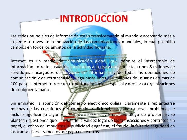 Comercio ElectróNico Slide 2