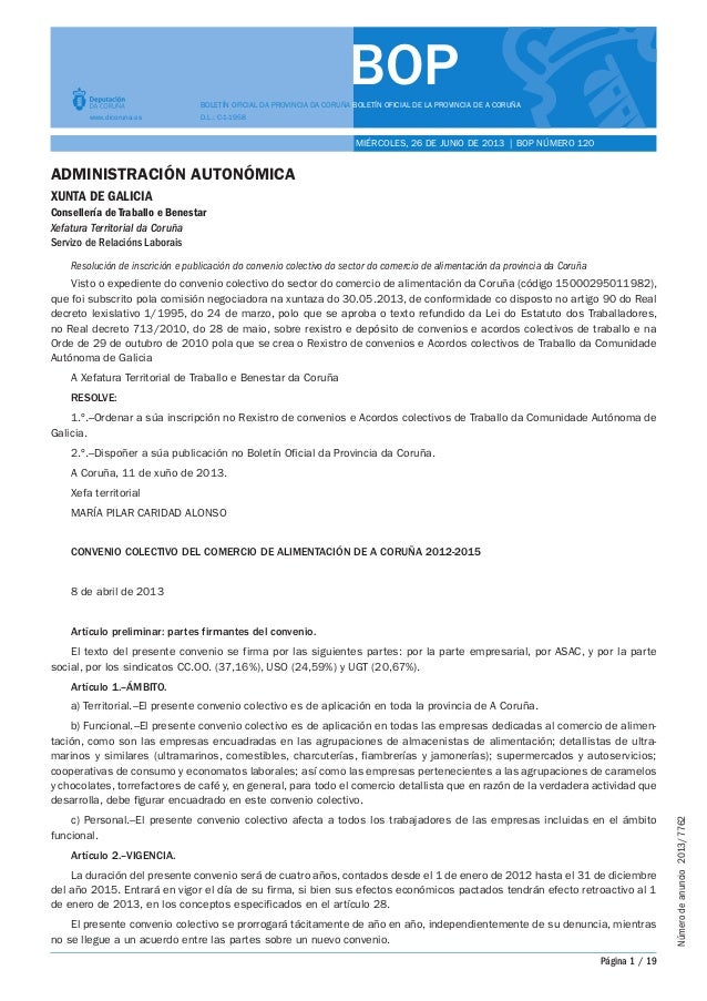 BOPBOLETÍN OFICIAL DA PROVINCIA DA CORUÑA BOLETÍN OFICIAL DE LA PROVINCIA DE A CORUÑA www.dicoruna.es D.L.: C-1-1958 MIÉRC...