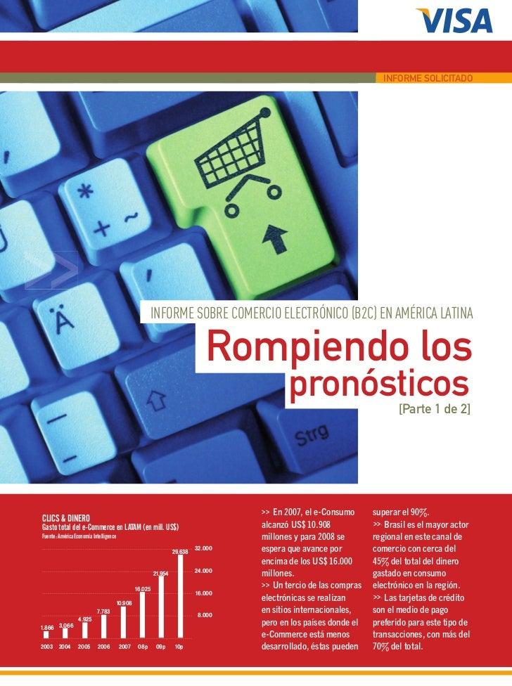 INFORME SOLICITADO                                                            INFORME SOBRE COMERCIO ELECTRÓNICO (B2C) EN ...