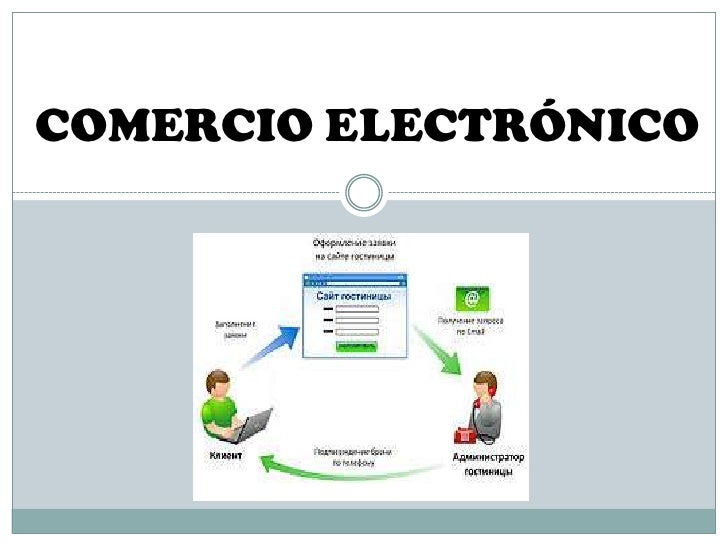 COMERCIO ELECTRÓNICO<br />