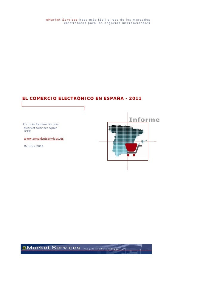 eMarket Services hace más fácil el uso de los mercados                        electrónicos para los negocios internacional...