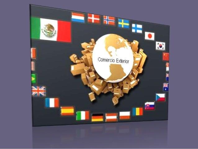 Programas mexicanos para el comercio exterior for Comercio exterior