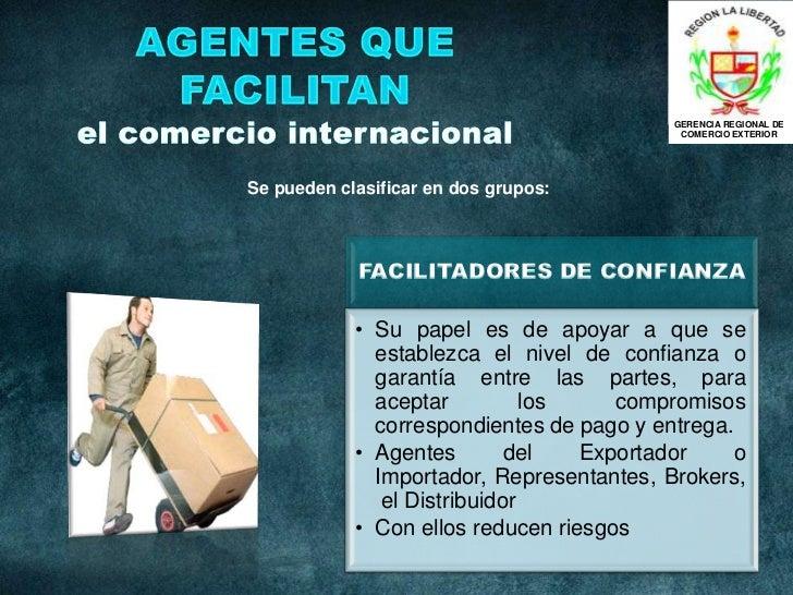Comercio exterior aspectos generales for Comercio exteriro
