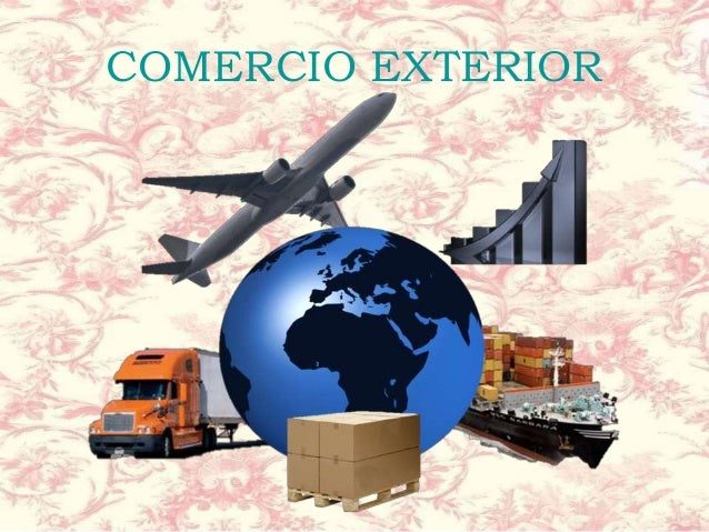 comercio exterior e interior