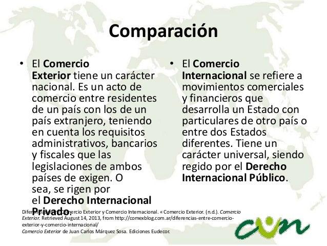 Introducci n al comercio internacional for Comercio exterior que es