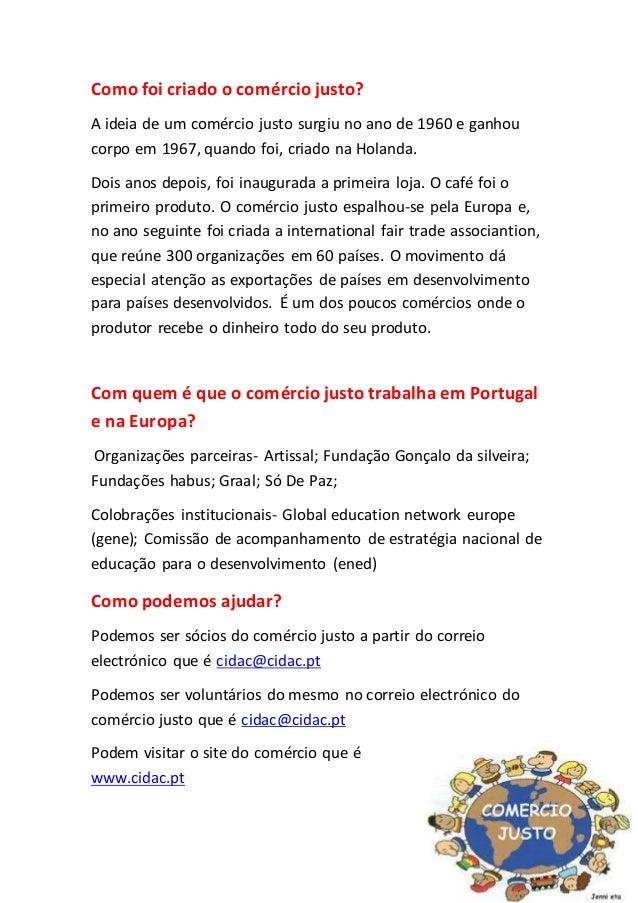 Comercio justo Slide 2