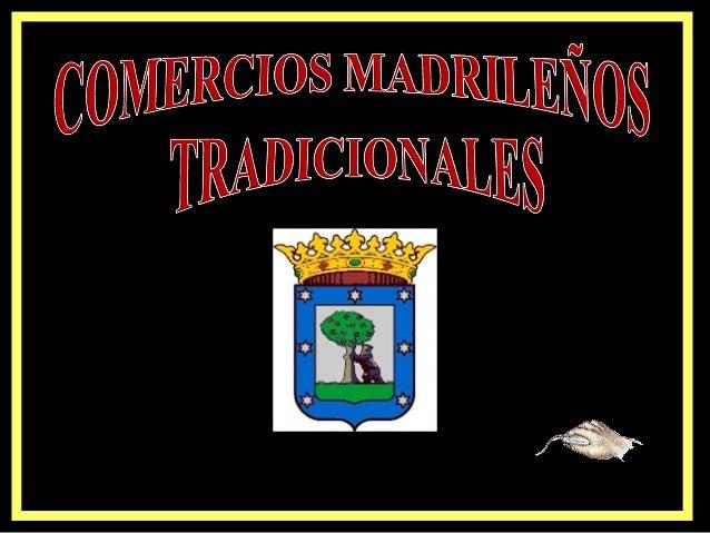 Antonio Velasco Zazo describe así el ambiente del viejo Madrid: A primera hora de la mañana abren sus puertas los comercio...
