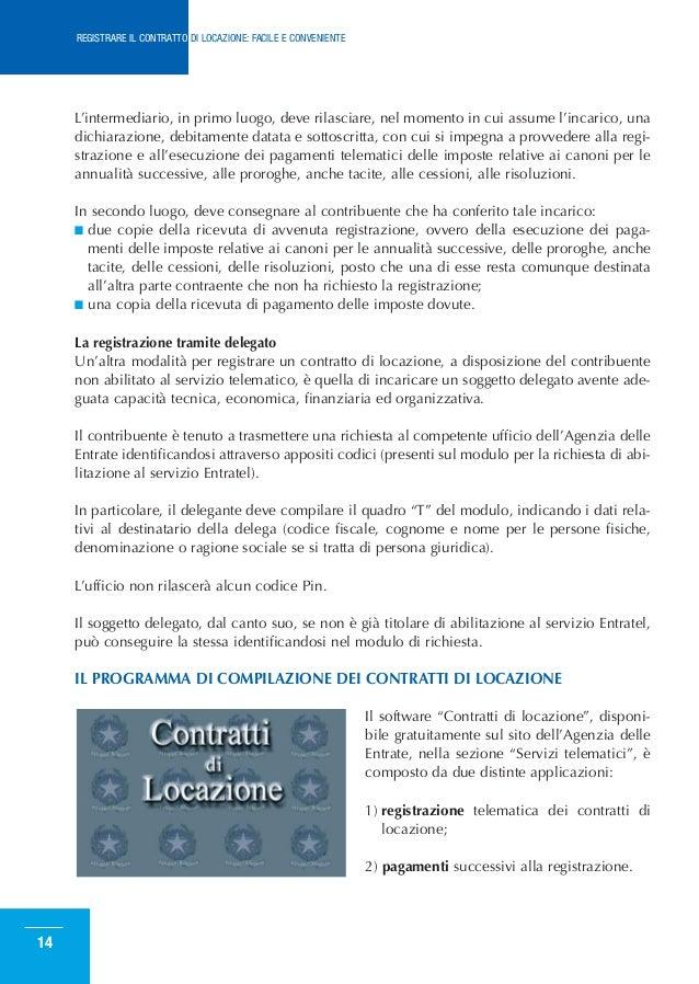 Di Locazione Facile E Conveniente With Imposta Di Bollo Affitto.