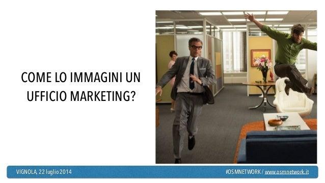 come strutturare un ufficio marketing