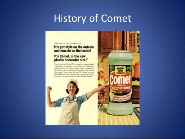 History of Comet