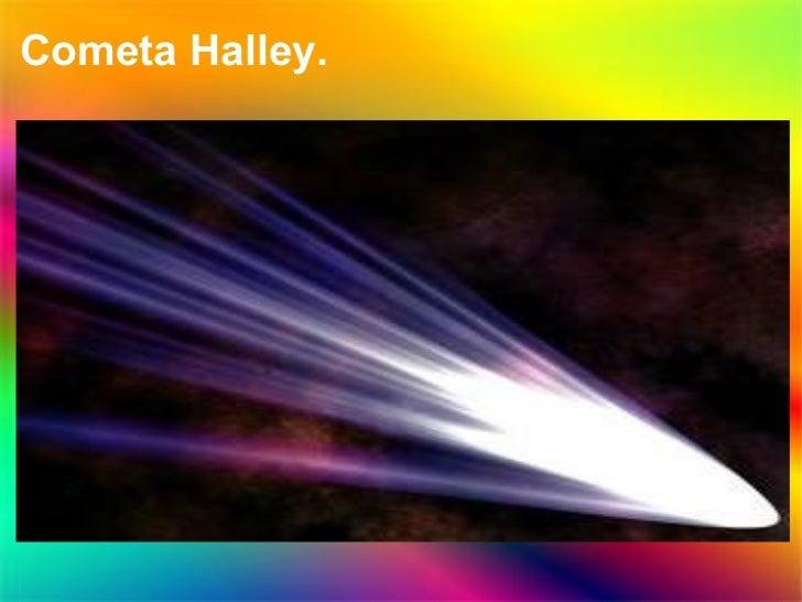 7,Cometas Slide 3
