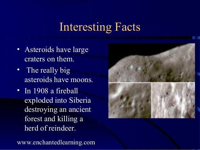 info on asteroids - photo #12