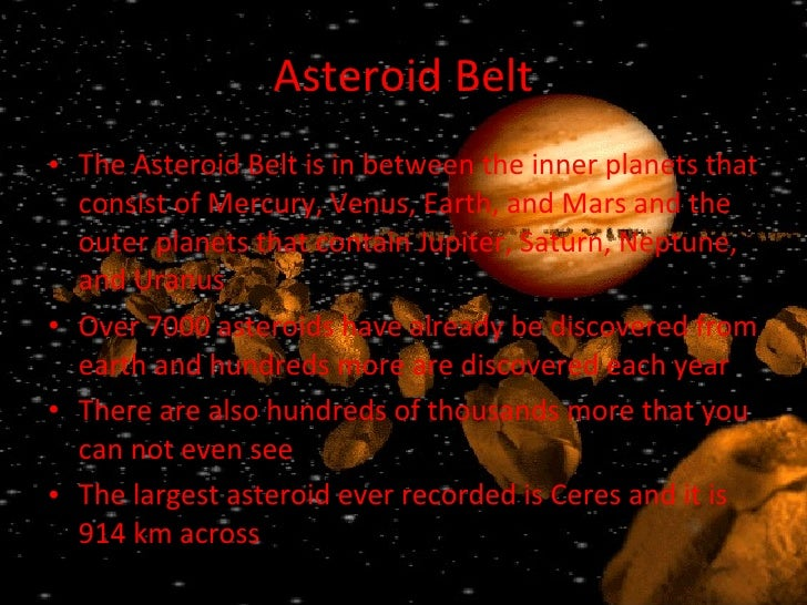 Comets Asteroids Meteors And The Moon