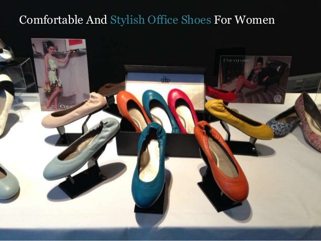 Comfortable and Stylish Office Shoes