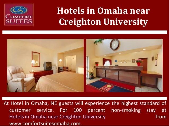 Omaha Hotels Near Creighton University
