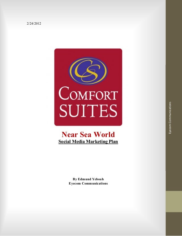 Comfort suites sw plan