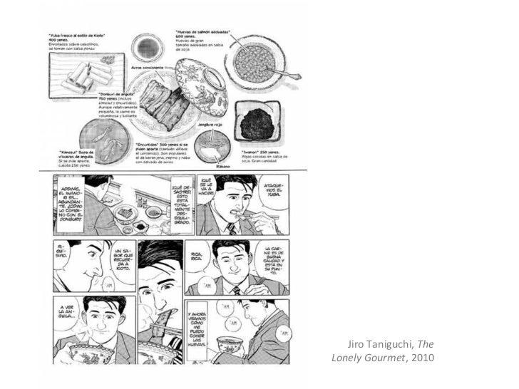Jiro Taniguchi, TheLonely Gourmet, 2010