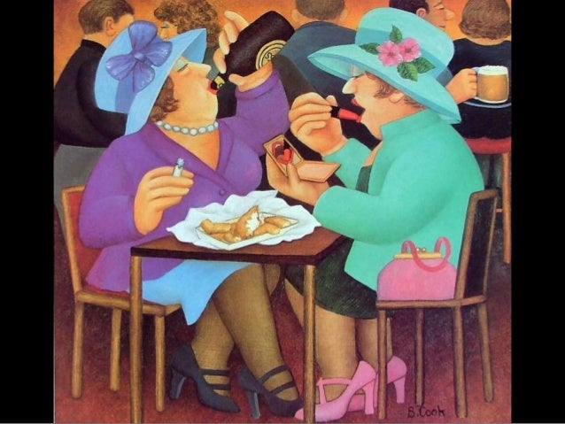 Beryl Cook, (10 September 1926 – 28 May 2008) was an English artist best known for her original and instantly recognisable...