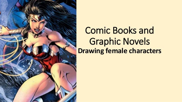 Character Design Graphic Novels : Comic books and graphic novel female characters