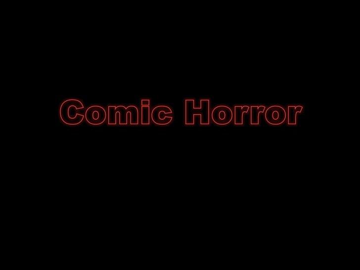 Comic Horror<br />