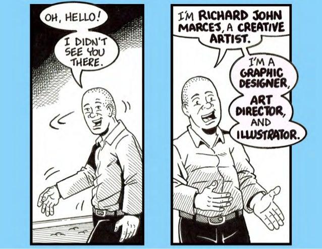 comic resume