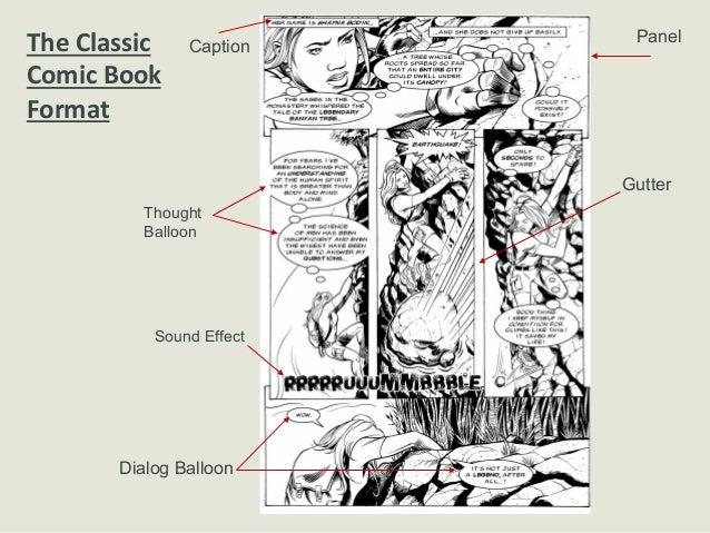 Comics as an Educational Tool
