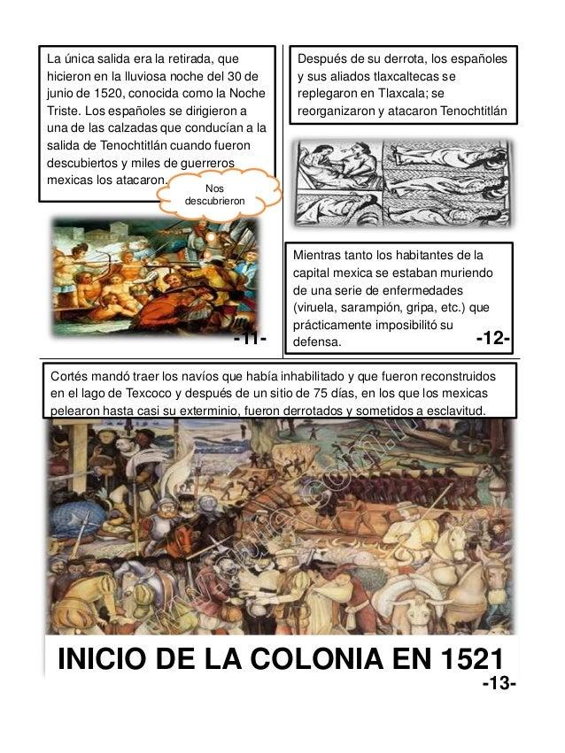 Comics De La Conquista De México