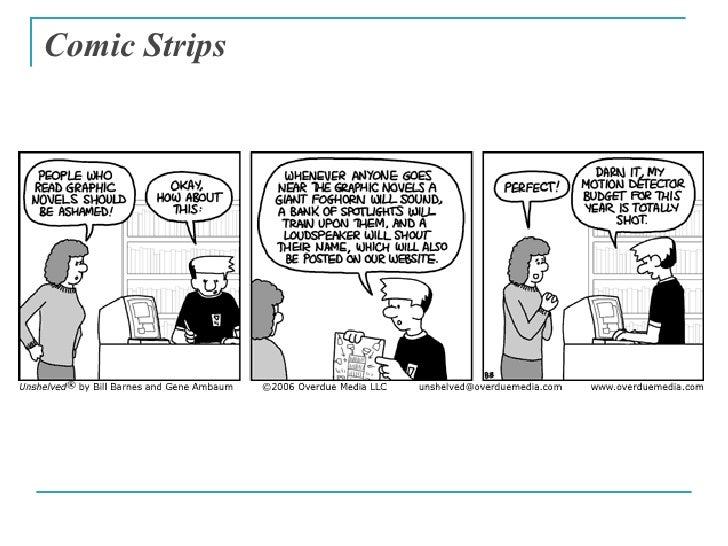 Scott McCloud, Understanding Comics; 7.