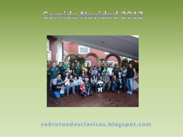 Comida navidad 2012 4