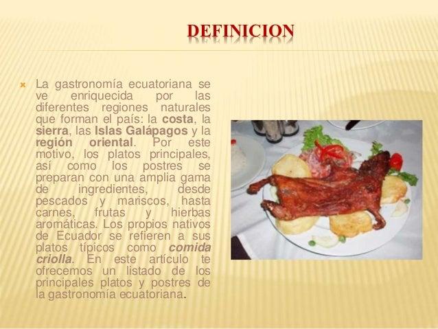 comida tipica del ecuador