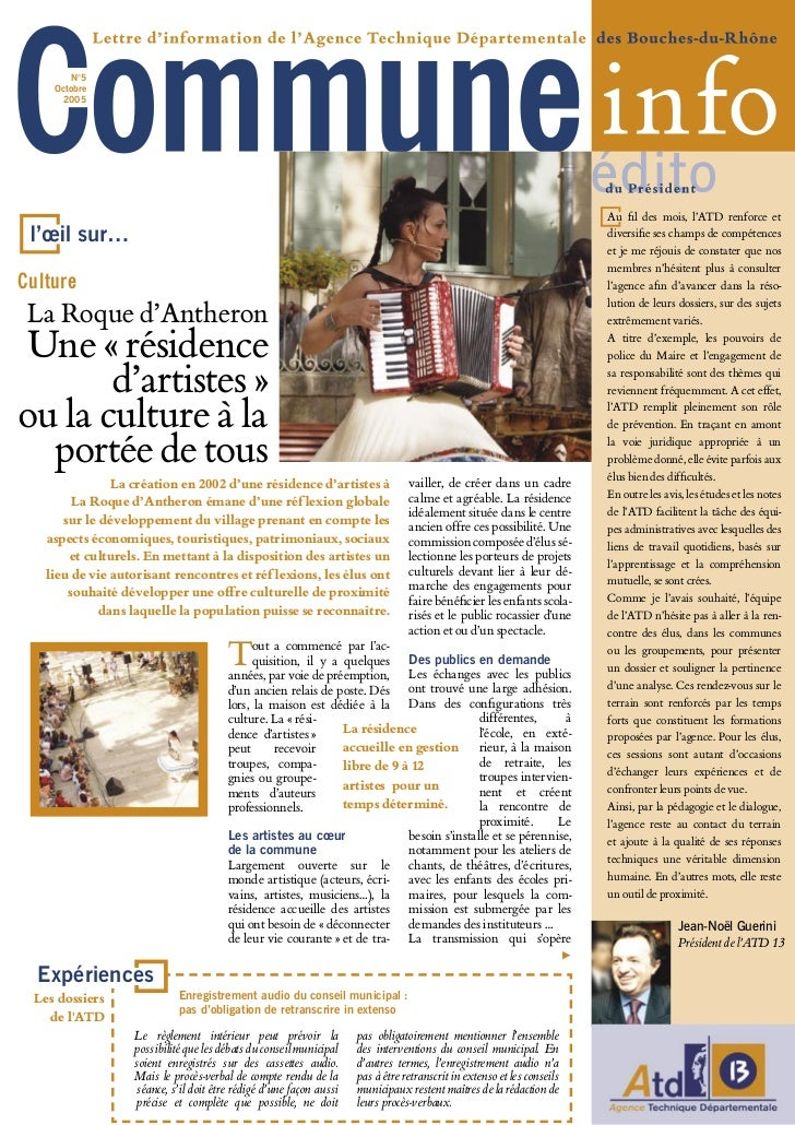N°5    Octobre      2005                                                                                                  ...