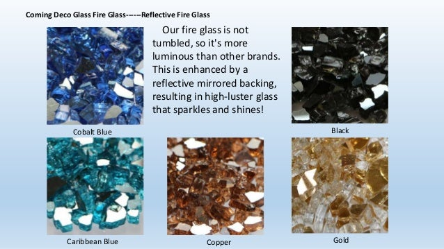 Reflective Caribbean: Why Choose Fire Glass? Let Us Tell You